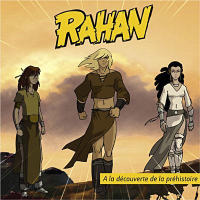 Rahan 1ere partie T001 à T090