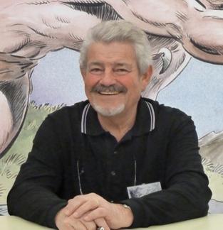 André Chéret en 2011