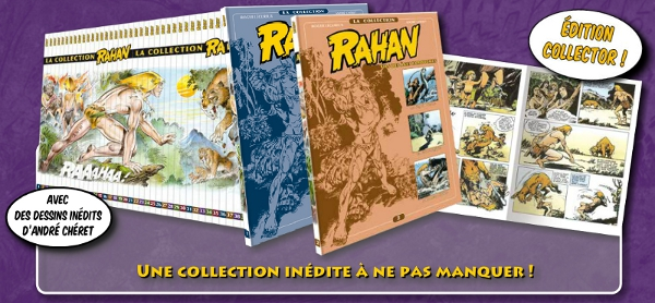 Rahan collection
